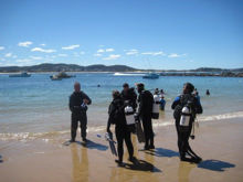 Picture for category Social Diving tours