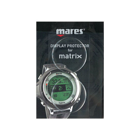Mares Matrix Display Protector