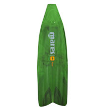 Mares Fin Blade Razor Pro Camouflage Green