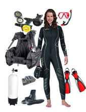 Picture for category Scuba Packages