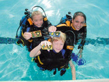 SSI Scuba In Schools Program