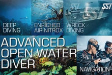 Advanced Open Water Diver Bundle 2