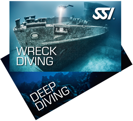 SSI Deep and Wreck Bundle