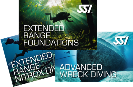 SSI Extended Range Specialty Bundle