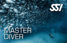 SSI Ultimate Master Diver Bundle