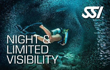 SSI Night Diving and Limited Visibility