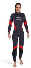 Mares Pioneer 5mm She Dives Wetsuit
