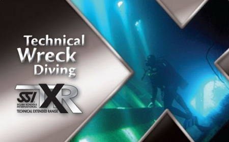 SSI Technical Wreck Diving