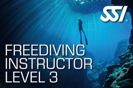 SSI Freediving Level 3 Instructor