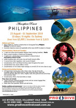philippines, atmosphere resort and spa, apo island