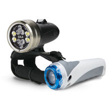 sola, GoBe, combo kits, underwater video light,  dive torch, prodive