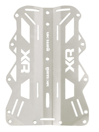 Picture of Mares XR Heavy Duty Light Complete Mount - Aluminium