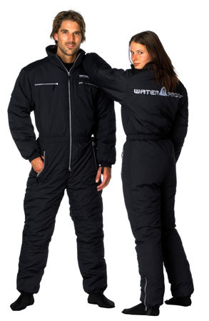 waterproof warmtec undersuit