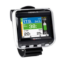 mares genius wrist computor, air integrated