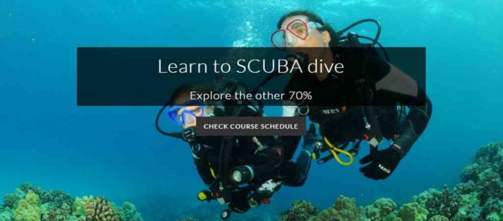 Learn to Scuba Dive with the experts at ProDive Central Coast