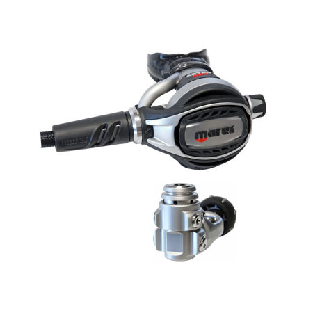Mares Abyss 62x regulator,  prodive central coast