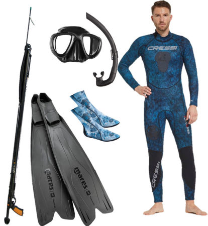 pro-dive spearfishing package