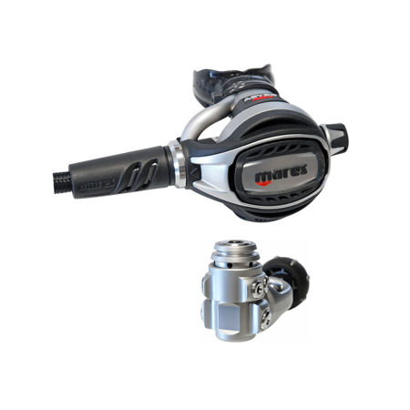 mares abyss 62x regulator, prodive central coast, first stage 62x, mares regulator