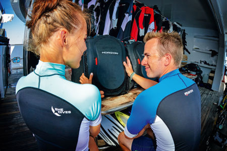 horizon scr extended range Instructor course, prodive central coast