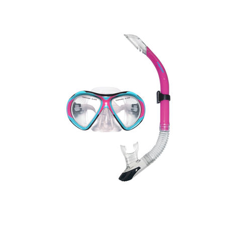 Mares Pearl mask and snorkel combo, prodive central coast